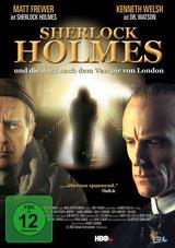 Sherlock Holmes und die Jagd nach dem Vampir von London Poster