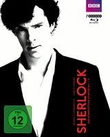 Sherlock - Staffel 1-3 Poster
