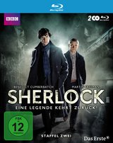 Sherlock - Staffel 2 (2 Discs) Poster