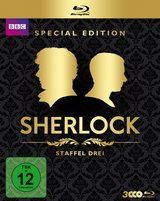 Sherlock - Staffel 3 Poster