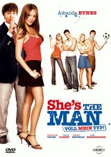 She's the Man - Voll mein Typ! Poster