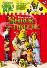 Shrek der Dritte (2 DVDs) Poster