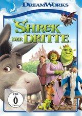 Shrek der Dritte (Einzel-DVD) Poster