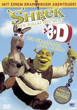 Shrek - Der tollkühne Held (3D Special Edition) Poster
