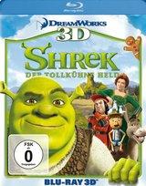 Shrek - Der tollkühne Held (Blu-ray 3D) Poster