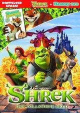 Shrek - Der tollkühne Held / Hammy Heck - Mecker -DVD (2 DVDs) Poster