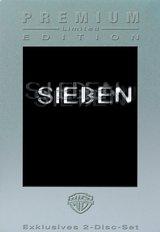 Sieben (Special Edition, 2 DVDs im Metalpak) Poster