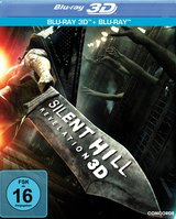 Silent Hill: Revelation (Blu-ray 3D) Poster