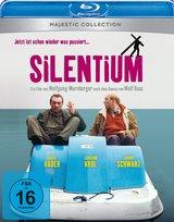 Silentium! Poster