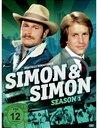 Simon & Simon (Season 01) (4 DVDs) Poster