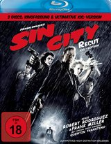 Sin City - Recut, XXL Edition (2 Discs, Kinoversion + Extended Version) Poster