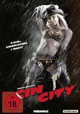 Sin City (Steelbox, 2 Discs, Kinofassung + Recut) Poster