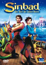 Sinbad - Der Herr der sieben Meere Poster