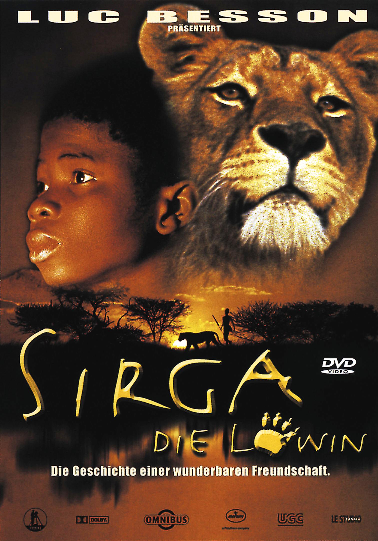 Sirga - Die Löwin Poster