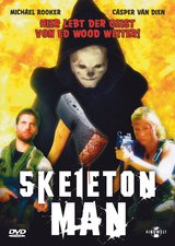 Skeleton Man Poster