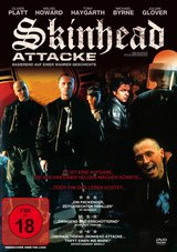 Skinhead Attack Poster