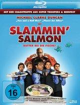Slammin' Salmon - Butter bei die Fische! Poster
