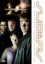 Sliders - Das Tor in eine unbekannte Dimension: Staffel 1 & 2 (6 DVDs) Poster