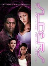 Sliders - Das Tor in eine unbekannte Dimension: Staffel 5 (6 DVDs) Poster