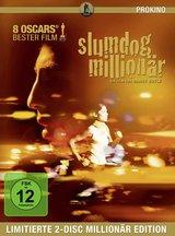 Slumdog Millionär (Millionärs-Edition, 2 DVDs) Poster