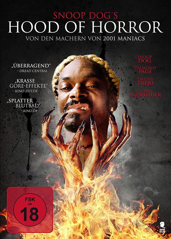 Snoop Dogg's Hood of Horror Poster