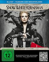 Snow White & the Huntsman (Steelbook, Extended Edition, + Kinoversion, inkl. Digital Copy) Poster