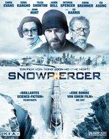 Snowpiercer (Blu-ray + DVD, Steelbook) Poster