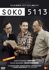 SOKO 5113 - Kokain / Sichtvermerk Poster