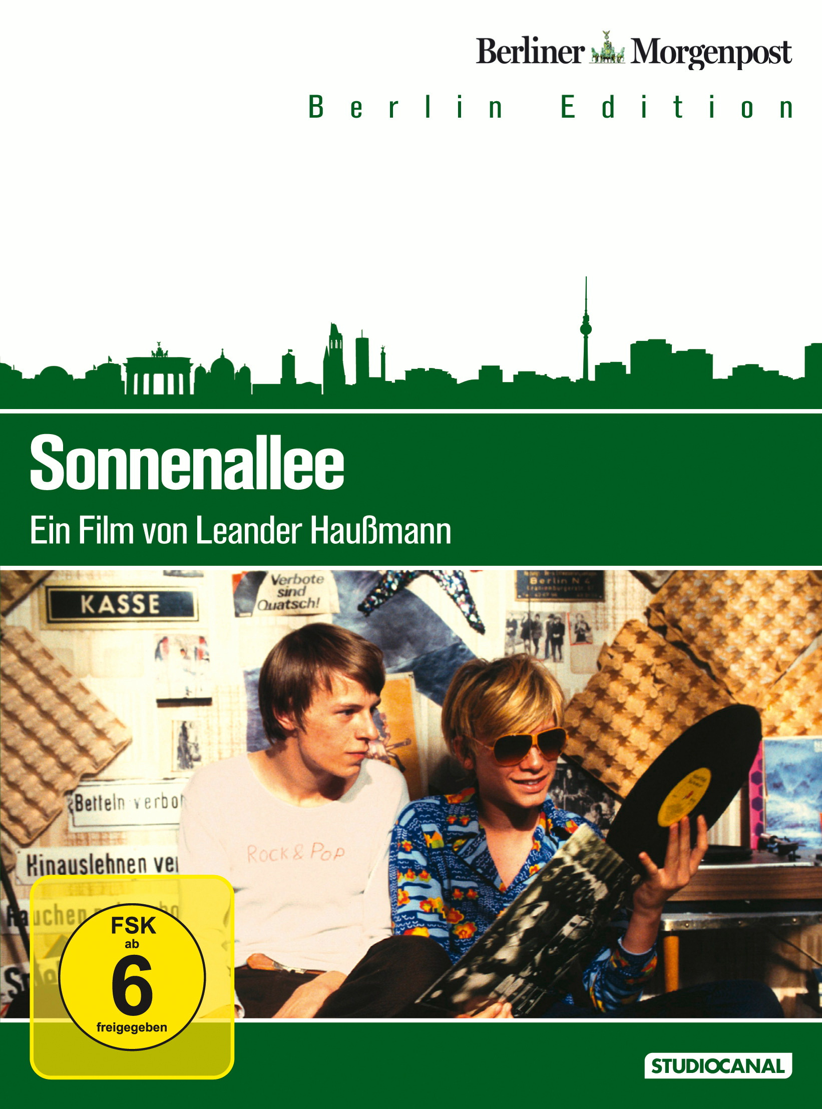 Sonnenallee (Berlin Edition) Poster