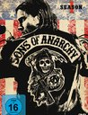 Sons of Anarchy - Season 1 (4 Discs) Poster