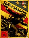 Sons of Anarchy - Season 2 (4 Discs) Poster