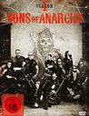 Sons of Anarchy - Season 4 (4 Discs) Poster