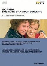 Sophia - Biography of a Violin Concerto Poster