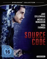 Source Code (Steelbook Collection) Poster