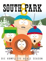 South Park: Die komplette achte Season (3 DVDs) Poster
