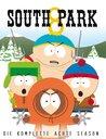 South Park: Die komplette achte Season (3 DVDs) Poster