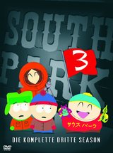 South Park: Die komplette dritte Season (3 DVDs) Poster