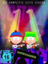 South Park: Die komplette elfte Season (Collector's Edition, 3 DVDs) Poster