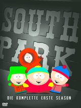 South Park: Die komplette erste Season (3 DVDs) Poster