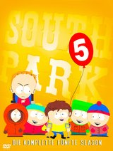 South Park: Die komplette fünfte Season (3 DVDs) Poster