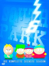 South Park: Die komplette sechste Season (3 DVDs) Poster