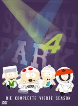 South Park: Die komplette vierte Season (3 DVDs) Poster
