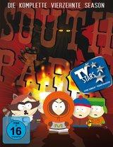 South Park: Die komplette vierzehnte Season (3 Discs) Poster