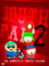 South Park: Die komplette zweite Season (3 DVDs) Poster