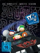 South Park: Die komplette zwölfte Season (Collector's Edition, 3 DVDs) Poster
