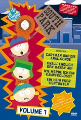 South Park: DVD-Volume 01 (1. Staffel) Poster