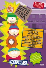 South Park: DVD-Volume 02 (1. Staffel) Poster