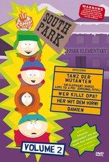 South Park: DVD-Volume 02 (1. Staffel) Poster