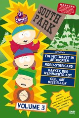 South Park: DVD-Volume 03 (1. Staffel) Poster