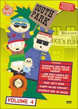 South Park: DVD-Volume 04 (2. Staffel) Poster